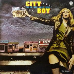 City Boy - Young Men Gone West
