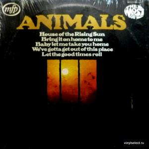 Animals,The - The Most Of
