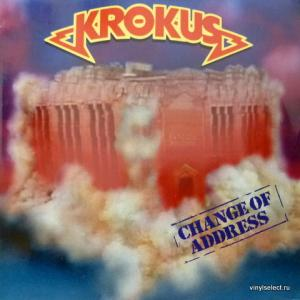 Krokus - Change Of Address