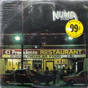 Numa Band, The - The Numa Band