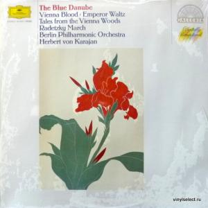 Johann Strauss / Josef Strauss - Vienna Blood, Emperor Waltz, Tales From The Vienna Woods...