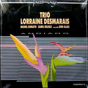 Trio Lorraine Desmarais - Andiamo