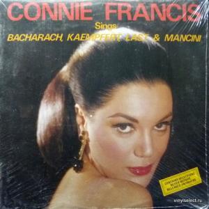 Connie Francis - Sings Bacharach, Kaempfert, Last & Mancini