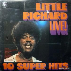 Little Richard - Little Richard Live! 10 Super Hits
