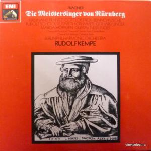 Richard Wagner - Die Meistersinger Von Nürnberg (Rudolf Kempe & Berlin Philharmonic Orchestra)