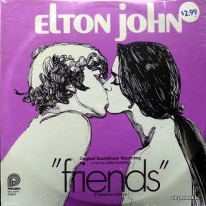 Elton John - Friends - Original Soundtrack Recording