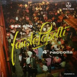 Fausto Papetti - 4a Raccolta