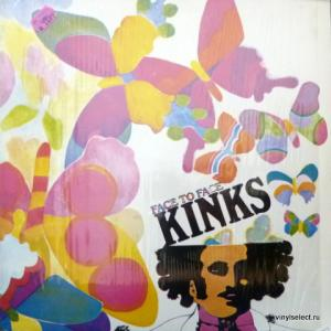 Kinks,The - Face To Face