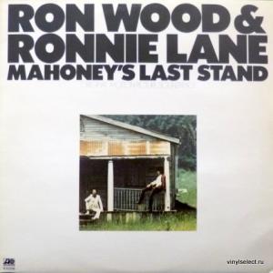 Ronnie Wood & Ronnie Lane - Mahoney's Last Stand - Original Soundtrack