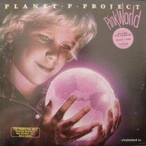 Planet P Project - Pink World (Pink Marble Vinyl)