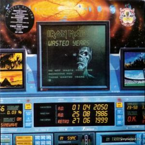 Iron Maiden - Wasted Years / Stranger In A Strange Land