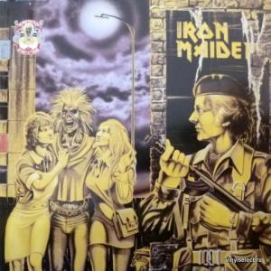 Iron Maiden - Women In Uniform / Twilight Zone