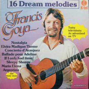 Francis Goya - 16 Dream Melodies