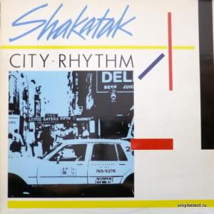 Shakatak - City Rhythm (feat. Al Jarreau)