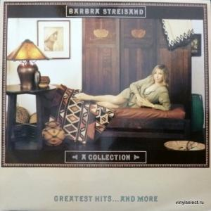 Barbra Streisand - A Collection Greatest Hits...And More