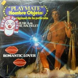 Pierre Bachelet - Playmate Romantic Lover (Hombre Objeto) (feat. Marie Laforet)