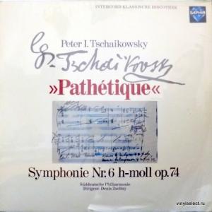 Piotr Illitch Tchaikovsky (Петр Ильич Чайковский) - Symphonie Nr. 6 H-Moll Op. 74 Pathétique