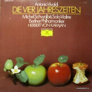 Antonio Vivaldi - Die Vier Jahreszeiten (feat. Herbert Von Karajan)