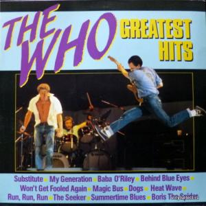 Who,The - Greatest Hits
