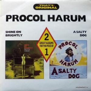 Procol Harum - Shine On Brightly / A Salty Dog