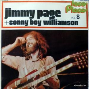 Jimmy Page, Sonny Boy Williamson & Brian Auger - Faces And Places Vol. 8