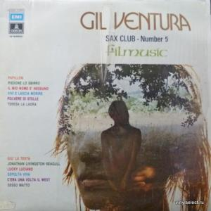 Gil Ventura - Sax Club Number 5 - Filmusic