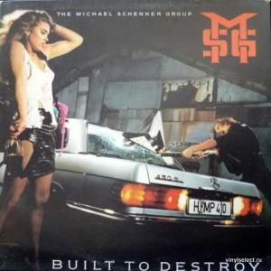 M.S.G. (Michael Schenker ex-UFO, ex-Scorpions) - Built To Destroy