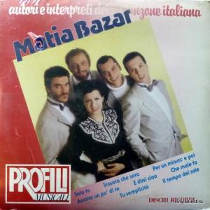 Matia Bazar - Matia Bazar