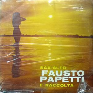 Fausto Papetti - Sax Alto E Ritmi 1a Raccolta