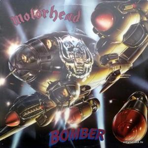 Motorhead - Bomber (Blue Vinyl)