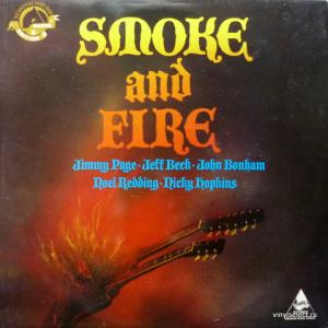 Lord Sutch And Heavy Friends - Smoke And Fire (feat. Jimmy Page, Jeff Beck, John Bonham...)