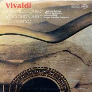 Antonio Vivaldi - Guitar Concertos