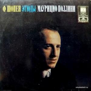 Frederic Chopin - Этюды. Маурицио Поллини