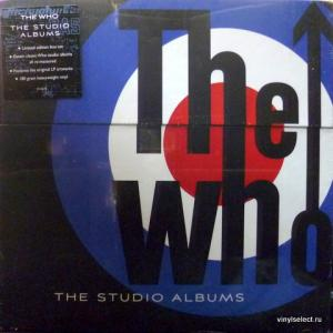 Who,The - The Studio Albums