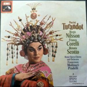 Giacomo Puccini - Turandot (feat. Birgit Nilsson, Franco Corelli, Renata Scotto)