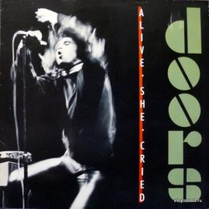 Doors,The - Alive, She Cried