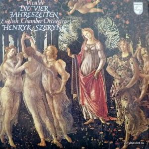Antonio Vivaldi - Die Vier Jahreszeiten (feat. Henryk Szeryng)