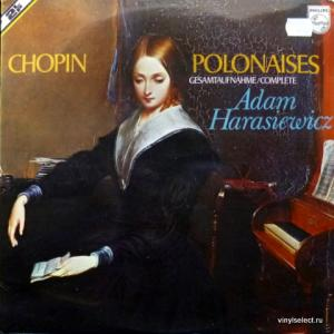 Frederic Chopin - Polonaises Complete (feat. Adam Harasiewicz)