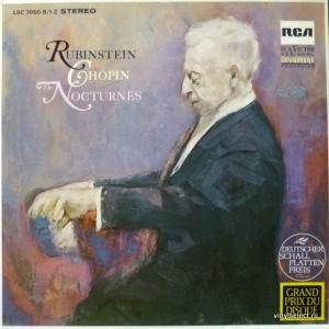 Artur Rubinstein - Die Nocturnes