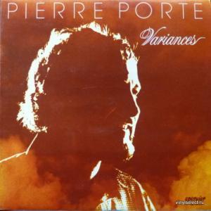 Pierre Porte - Variances