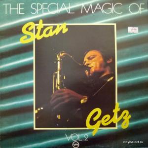 Stan Getz - The Special Magic Of Stan Getz Vol.2