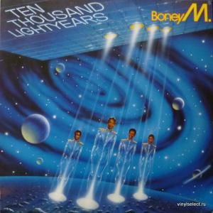 Boney M - Ten Thousand Lightyears (+Poster!)
