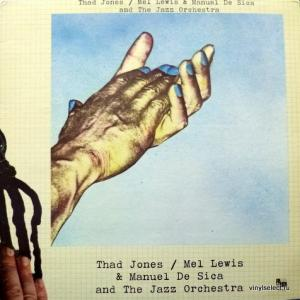 Thad Jones / Mel Lewis & Manuel De Sica And The Jazz Orchestra - First Jazz Suite (feat. Dee Dee Bridgewater)