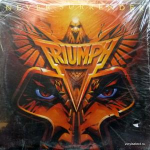 Triumph - Never Surrender