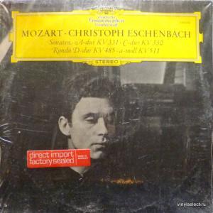 Wolfgang Amadeus Mozart - Sonaten A-Dur KV 331, C-Dur KV 330 / Rondo D-Dur KV 485, A-Moll KV 511