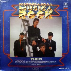 Them - Historia De La Musica Rock - 45