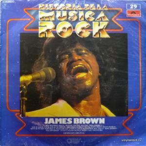 James Brown - Historia De La Musica Rock - 29