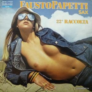 Fausto Papetti - 22a Raccolta