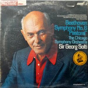 Ludwig van Beethoven - Symphony No. 6 Pastoral (feat. Georg Solti & Chicago Symphony Orchestra)