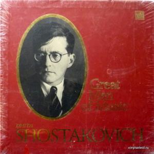 Dmitri Shostakovich (Дмитрий Шостакович) - Great Men Of Music